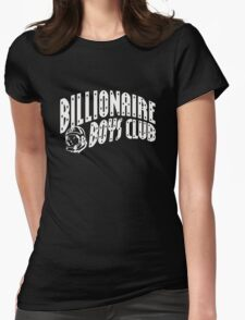 old billionaire boys club bape Womens Fitted T-Shirt
