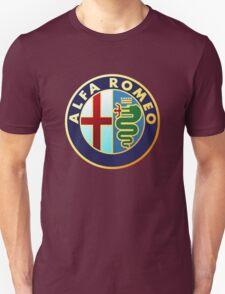 alfa romeo retro vintage T-Shirt