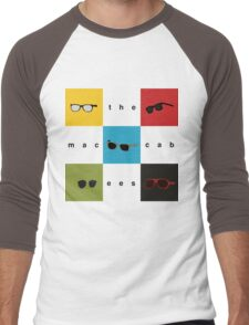 The Maccabees - Wall of Arms Men's Baseball ¾ T-Shirt