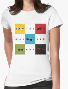 The Maccabees - Wall of Arms Womens Fitted T-Shirt