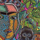 Frida and her Monkey by Sarah Niebank