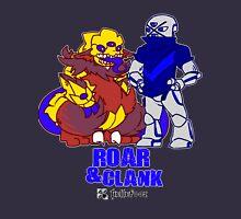 Roar and Clank Props + Hellefoot shirt Unisex T-Shirt