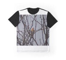 singing robin Graphic T-Shirt
