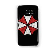 Resident Evil Umbrella Typography Samsung Galaxy Case/Skin