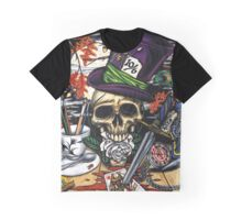 mad Hatters End Graphic T-Shirt