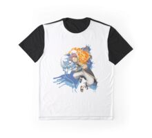 Fairy Tail Natsu and Happy Graphic T-Shirt