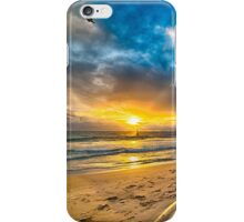 Sunset at Cottesloe 4 iPhone Case/Skin