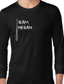 The Walking Dead Team Negan Long Sleeve T-Shirt