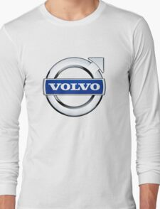 volvo wagon vintage Long Sleeve T-Shirt