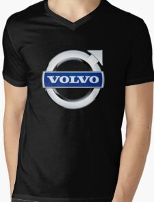 volvo wagon vintage Mens V-Neck T-Shirt