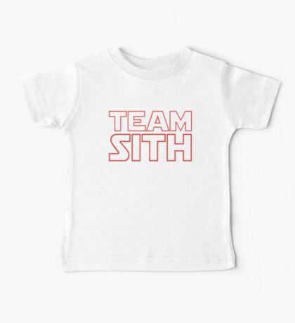 Team Sith Baby Tee