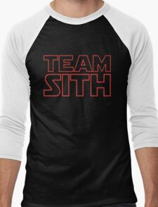 Team Sith Men's Baseball ¾ T-Shirt