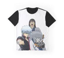 Gintoki and Zura Graphic T-Shirt
