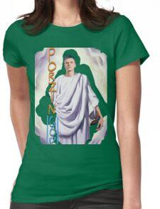 Kristaps Porzingis - PorzinGOD Womens Fitted T-Shirt