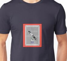 INCASE OF DARKSIDE BREAK GLASS  Unisex T-Shirt