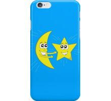 Moon and Star iPhone Case/Skin