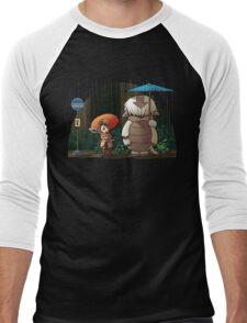 My Neighbor Sky Bison Men's Baseball ¾ T-Shirt