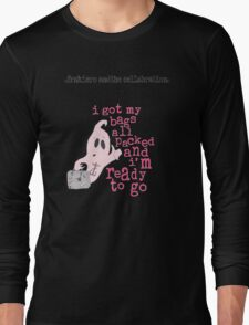 She's The Prettiest Girl At The Party, And She Can Prove It With A Solid Right Hook Long Sleeve T-Shirt