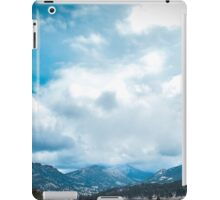 Moraine Valley iPad Case/Skin