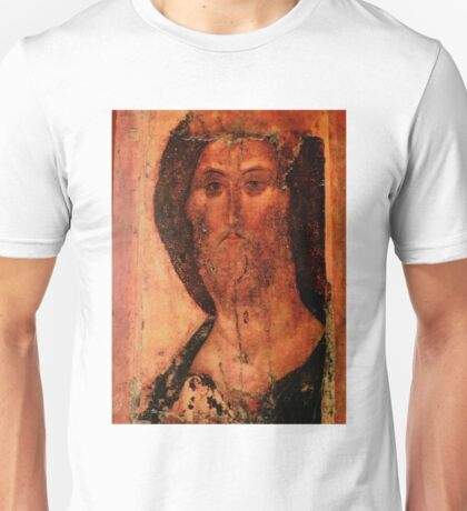 Christ as Savior  c1410 Unisex T-Shirt