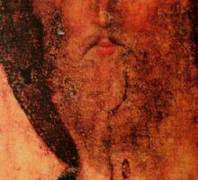 Christ as Savior  c1410 Sticker