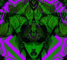 Techno Demoness Sticker