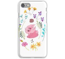 Steven Universe: Lion in Spring iPhone Case/Skin
