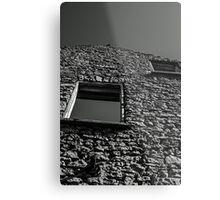Abandoned Building - Elora, Ontario Metal Print