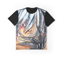 Monstrous Rebirth Graphic T-Shirt