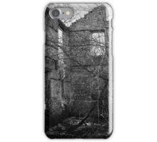 Interior, Abandoned Building - Elora, Ontario iPhone Case/Skin