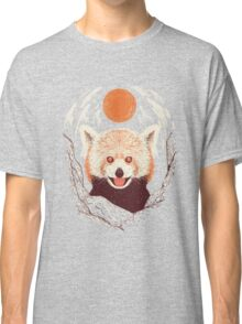 Red Panda on a Sunny Day Classic T-Shirt