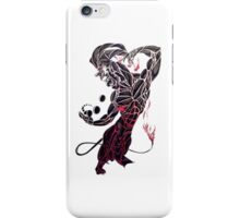 Dance with Dangerous Words iPhone Case/Skin