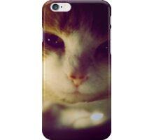 Cat Lumiere v.2 iPhone Case/Skin