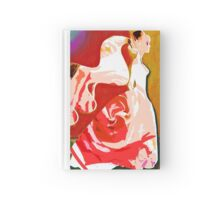 Wedding Day Bride Hardcover Journal