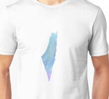 Israel Watercolor Unisex T-Shirt