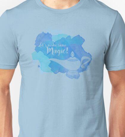 Genie Lamp - Magic Quote Unisex T-Shirt