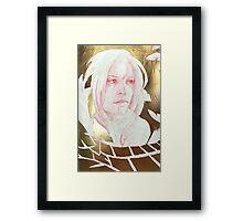 Jean Jeannie Framed Print