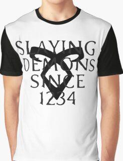 slaying demons Graphic T-Shirt