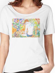 Poolside Women's Relaxed Fit T-Shirt