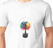 Creative Mind Unisex T-Shirt