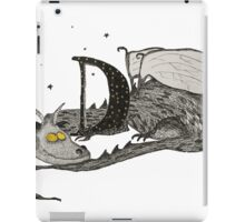 D is for Dragon iPad Case/Skin