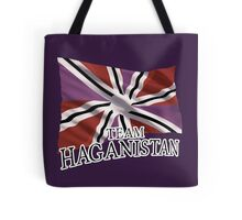 Team Haganistan Tote Bag
