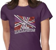 Team Haganistan Womens Fitted T-Shirt