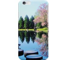 Springtime at Maymont  iPhone Case/Skin