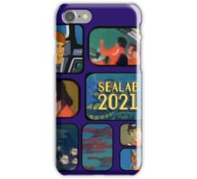 At the bottom of the sea iPhone Case/Skin