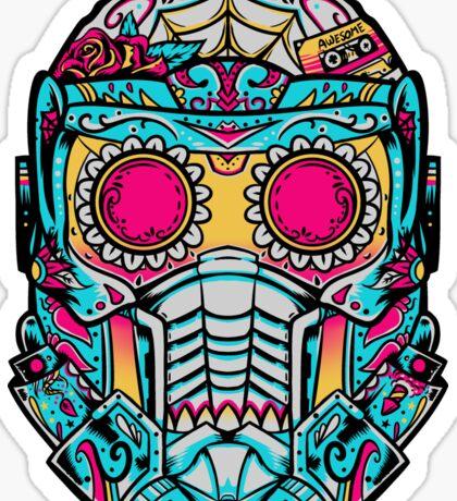 Día de los Guardianes Sticker