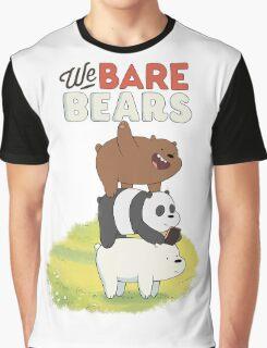 We bare shirt Graphic T-Shirt