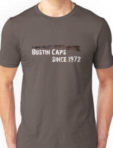 Bustin Caps Unisex T-Shirt