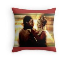 Emma Swan and Neal Cassidy  Throw Pillow
