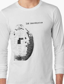 LCD Soundsystem  Long Sleeve T-Shirt
